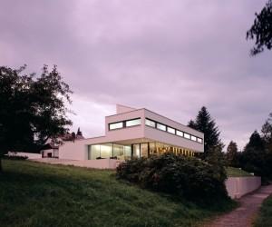 House P Almanyada Rezidans Dekorasyon Örneği