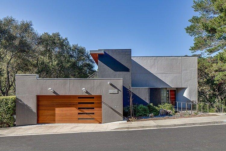 Kaliforniya Dağ Evi Tasarımı 18 Dekorasyon G 252 Nl 252 ğ 252