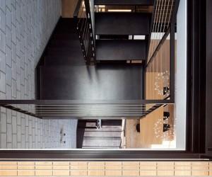 Teras Katı Havuzlu Bina Tasarımı