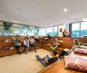 Google Dublin Ofis Tasarımı