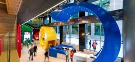 En güzel ofis tasarımları – Google Dublin Ofisi