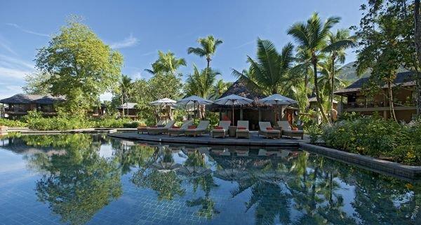 Havuz Constance Ephelia Resort  Seychelles