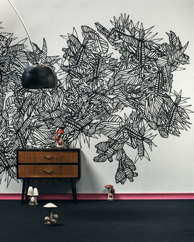 Duvar Kağıdı Tasarımı