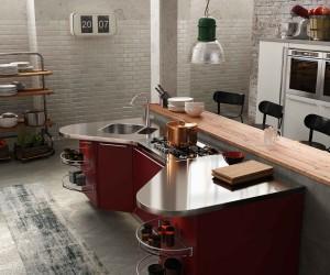 İtalyan Mutfak Tasarımları