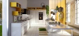 Modern İtalyan Mutfak Tasarımları by Snaidero