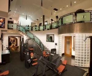 Spor ve FitSpor ve Fitness Odası Tasarımıness Odası Tasarımı