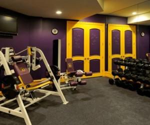 Spor ve Fitness Odası Tasarımı