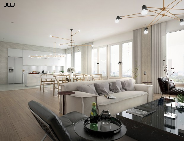 Ultra Luxury Apartment Design 3