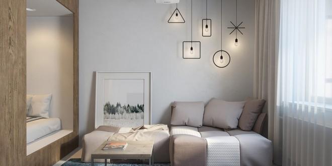 Küçük Ama Pratik Bir Ev Dekorasyonu Nasıl Olmalı?