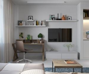 Küçük Bir Ev Dekorasyonu
