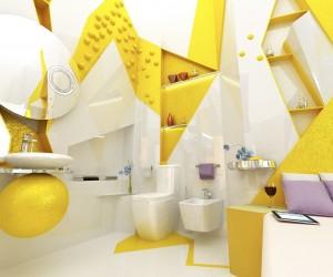 3D Kübik Ev Tasarımı