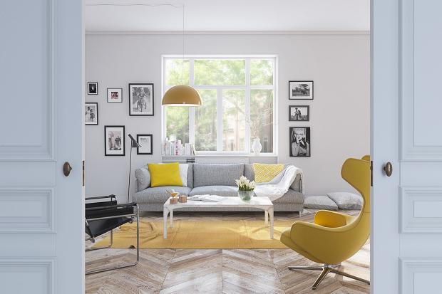 Modern oturma odası mobilyası için en güzel örneklerden birisi diyebiliriz.
