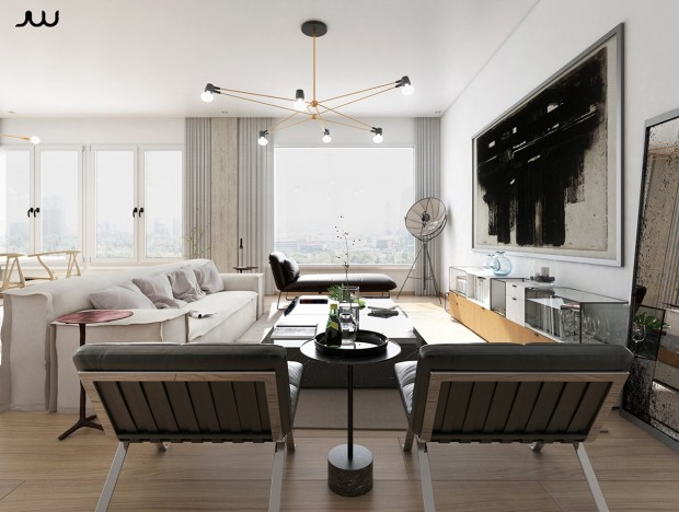 Ultra Luxury Apartment Design 1