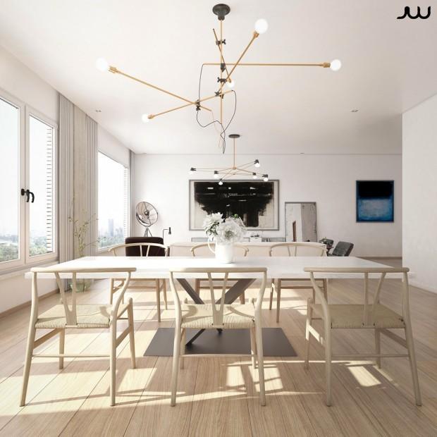 Ultra Luxury Apartment Design 10