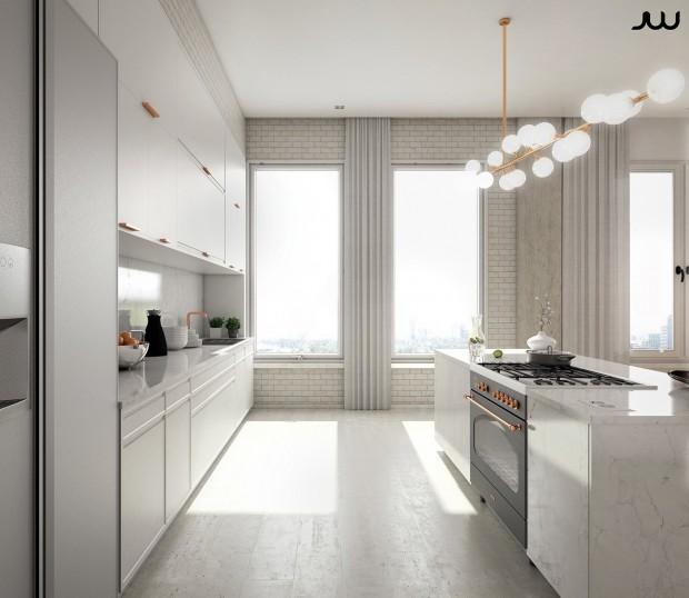 Ultra Luxury Apartment Design 13