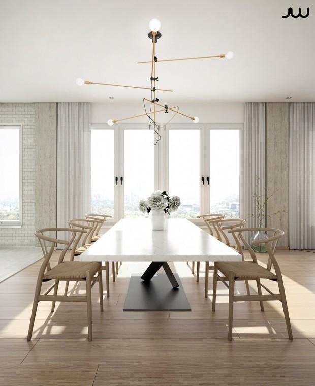 Ultra Luxury Apartment Design 9